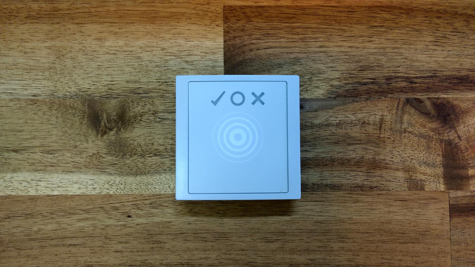 Lesegerät zum Auslesen von Gästekarten / RFID-Transpondern