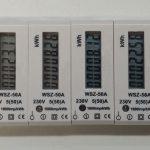 Camping-Strom Steuerbox für 8 digitale Zähler